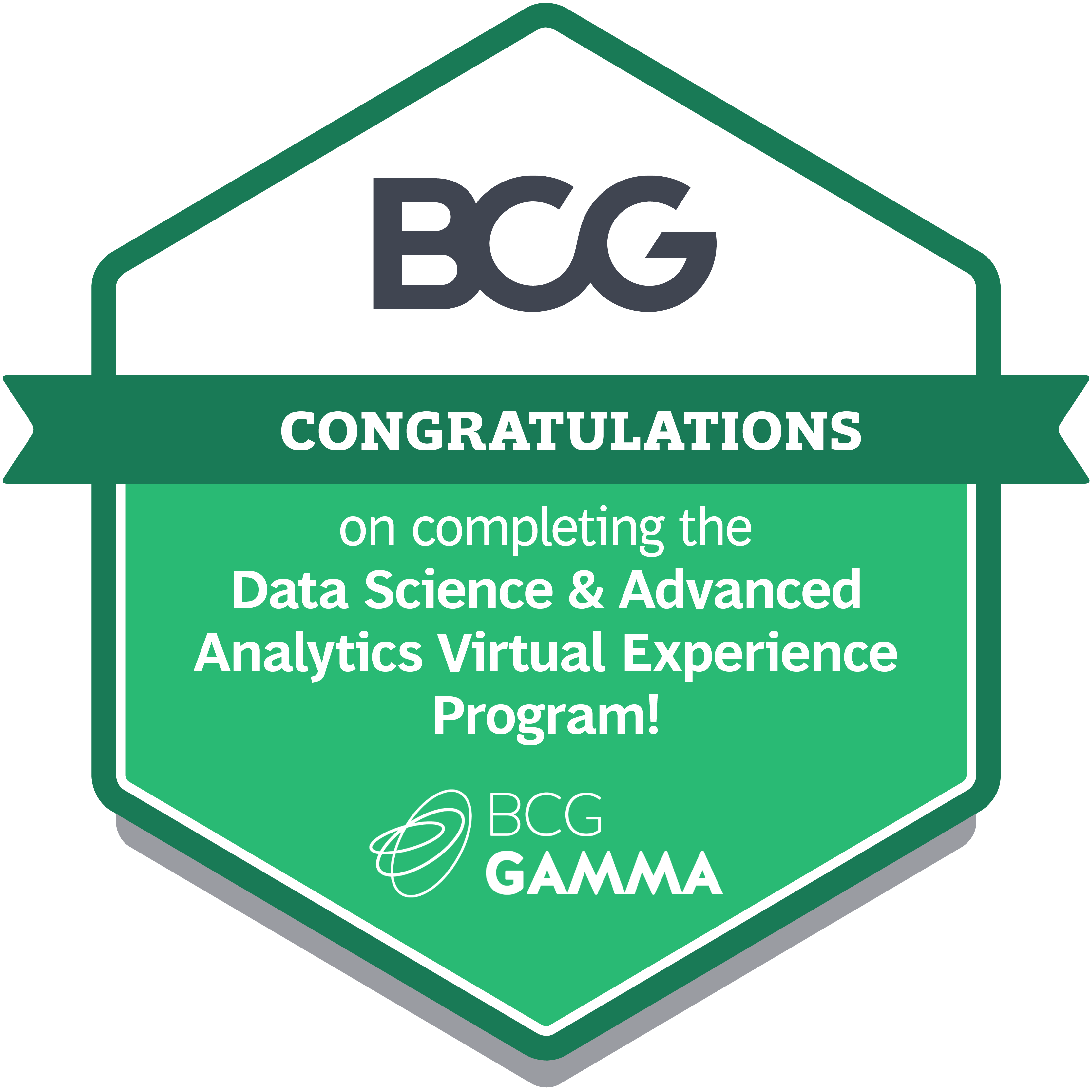 Open-Access Data Science & Advanced Analytics Virtual Experience Program